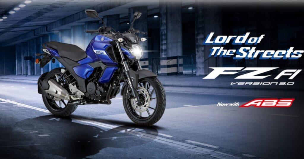2020 Yamaha FZ-S Version 3.0