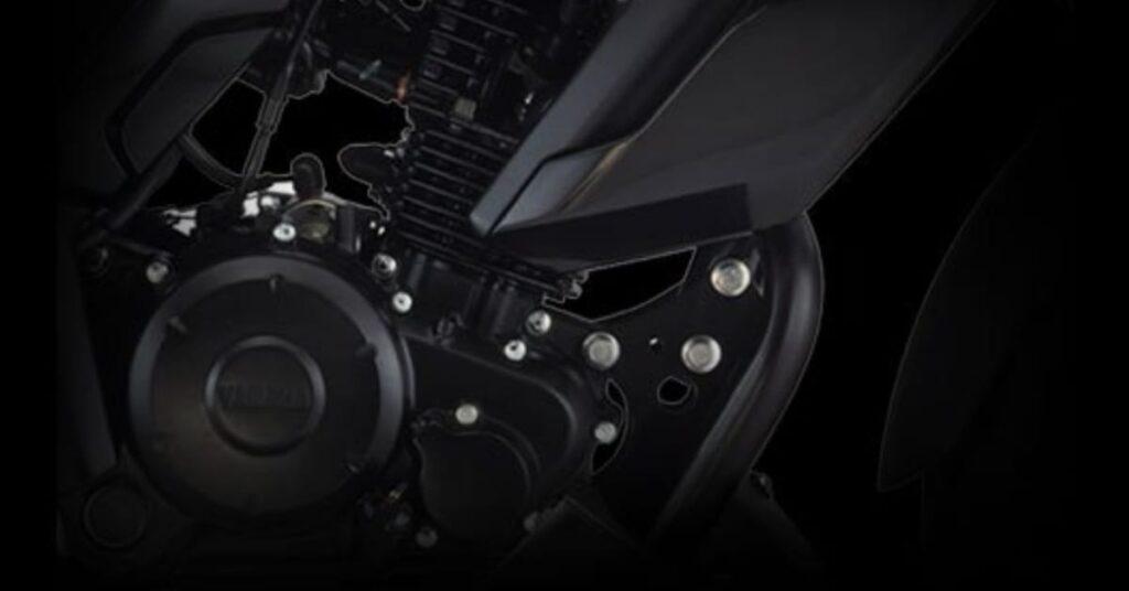 2020 Yamaha FZ-S Version 3.0 Engine.