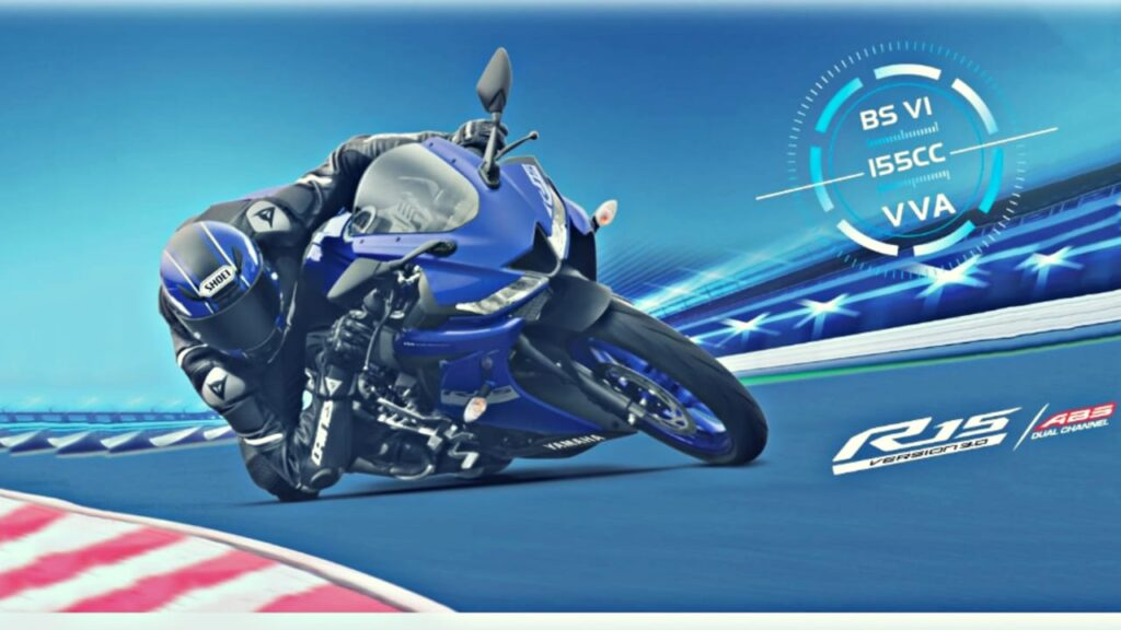 2020 Yamaha R15 V3 one of the Best 150cc Bikes in India