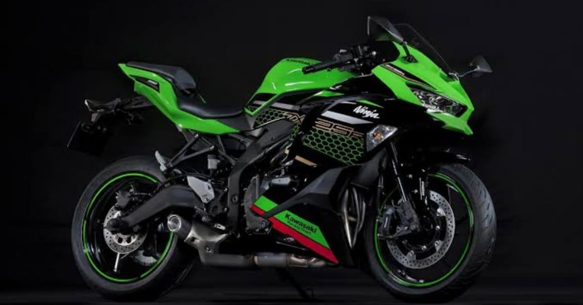 Kawasaki Ninja 25-R