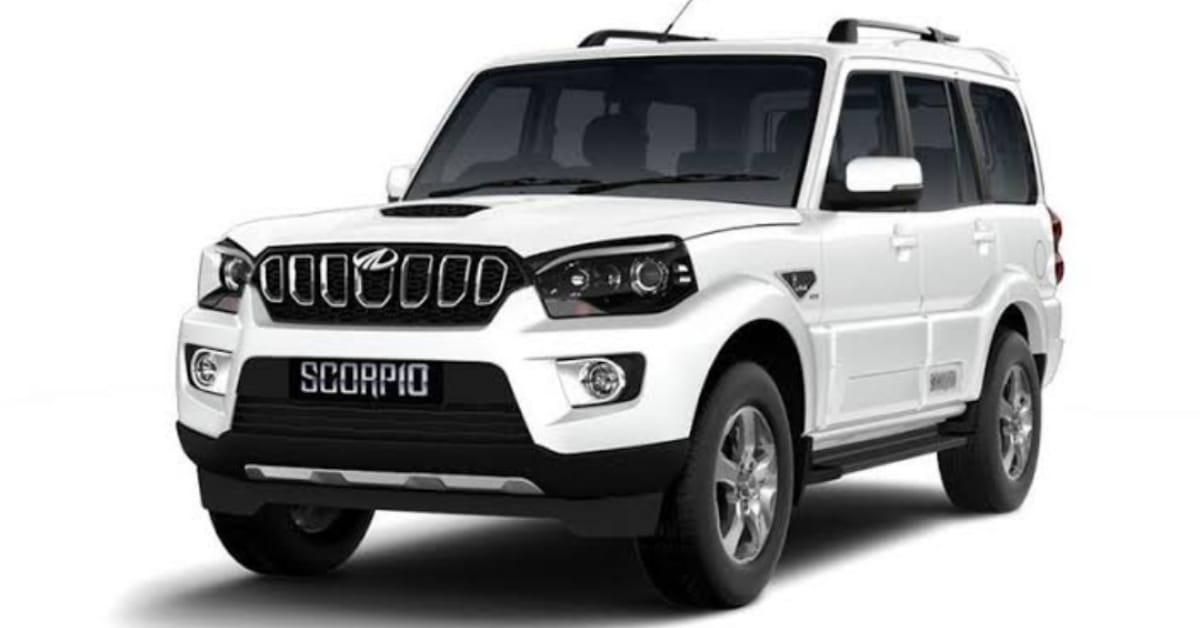 2020 Mahindra Scorpio With BS6 Compliant