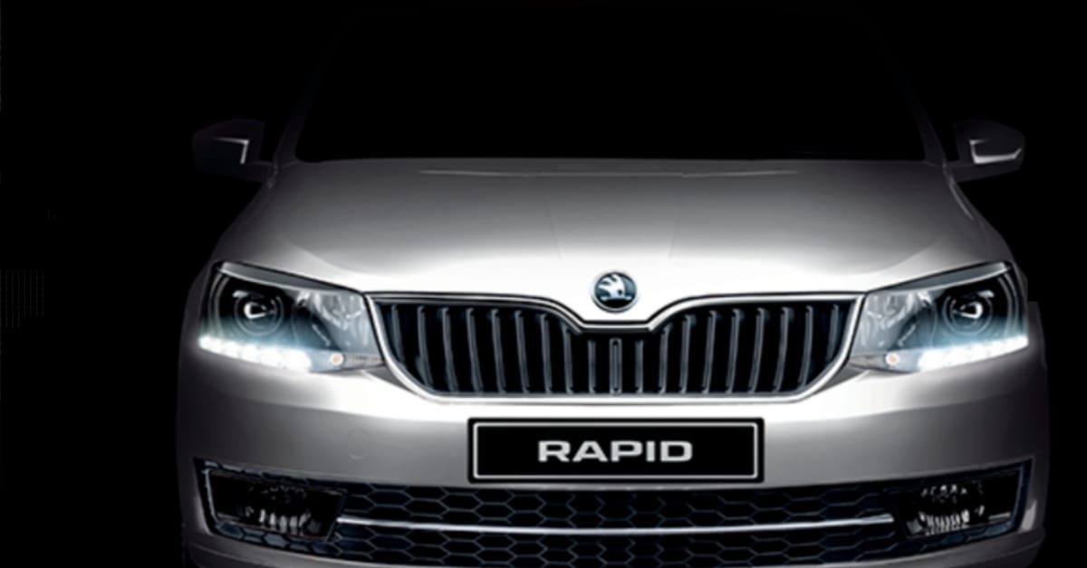 New Skoda Rapid get 1.0 litre TSI petrol engine