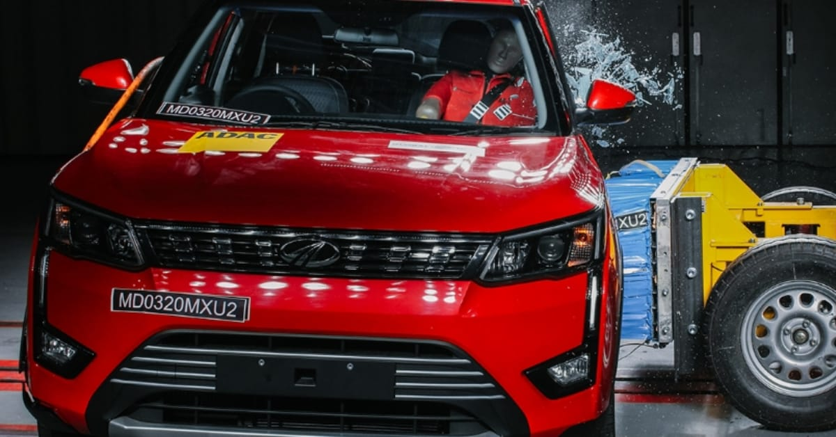 Top 5 Safest Cars in India 2020 and this is theCrash Test of Mahindra XUV 300 by Global NCAP and gets 5-star rating