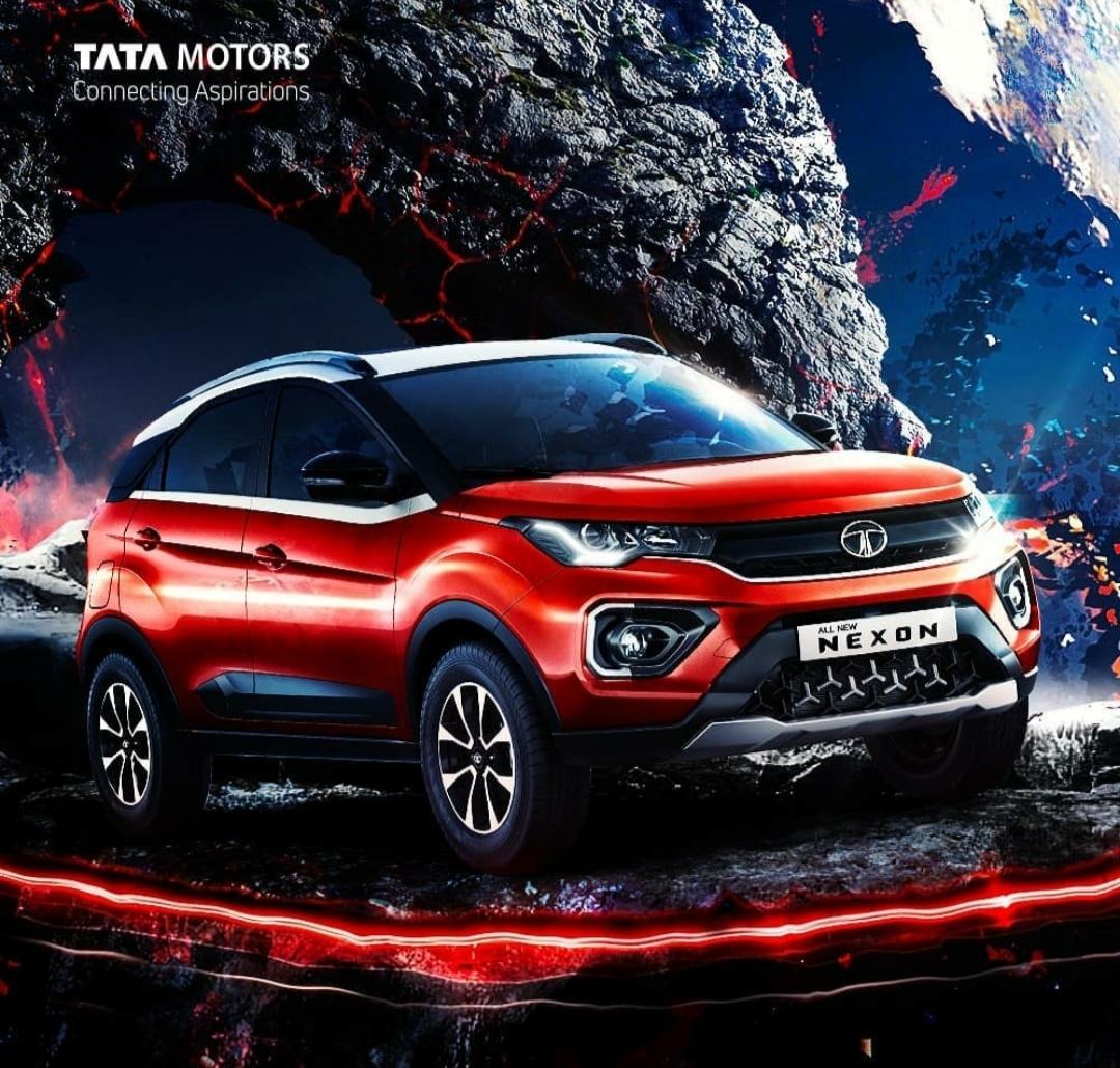 The new Tata Nexon