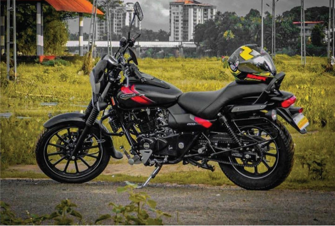 The Bajaj Avenger Street 160