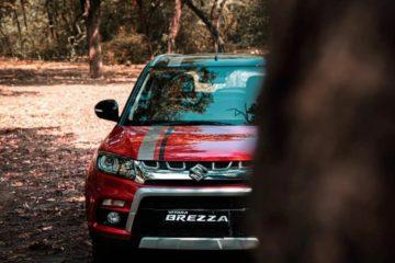 Vitara Brezza is the best selling SUV in June 2020
