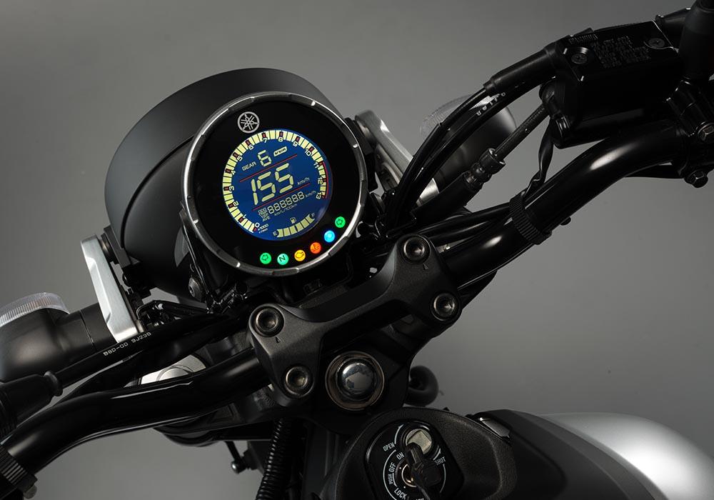 Yamaha XSR 155 India