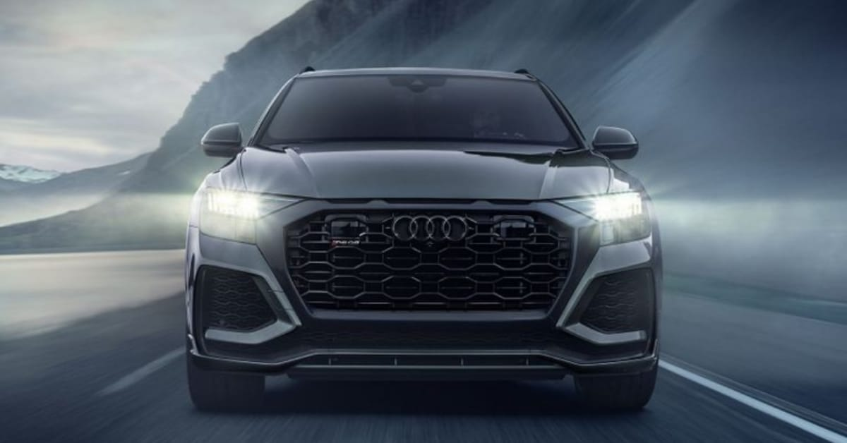 2020 Audi RS Q8 Launched in India