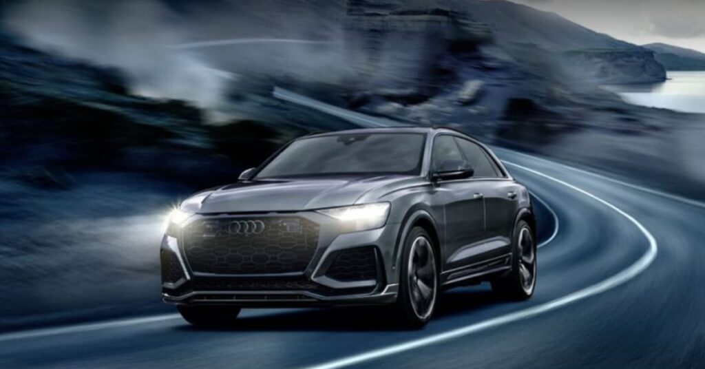 2020 Audi RS Q8 with 4.0-litre Twin Turbo engine