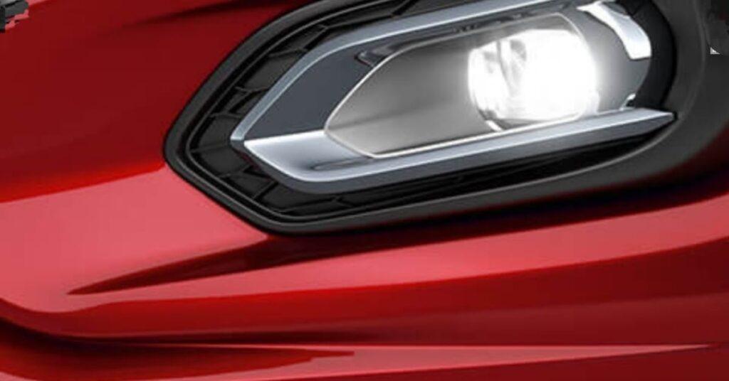 2020 Honda Jazz Advanced LED Fog Lamps