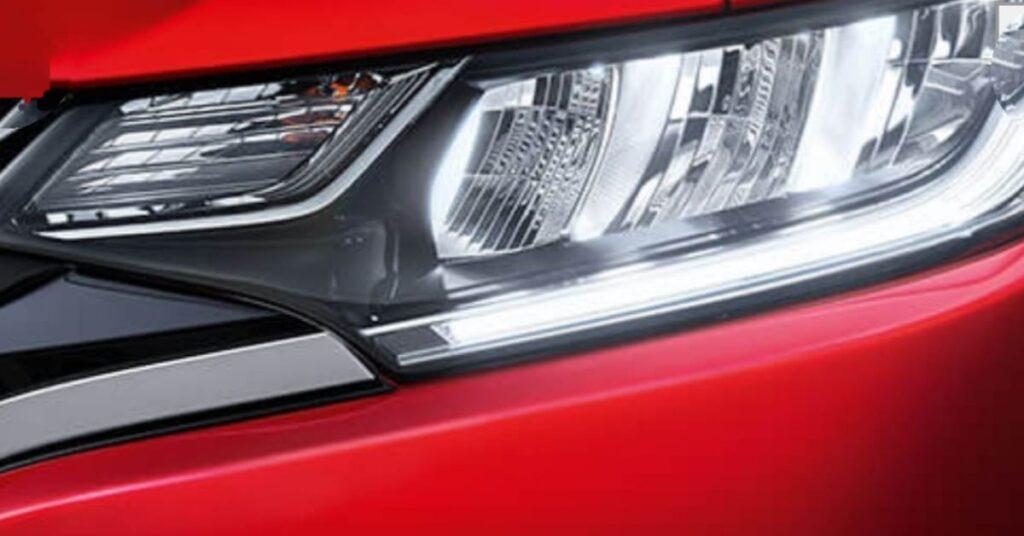 2020 Honda Jazz LED Headlamps with DRL's
