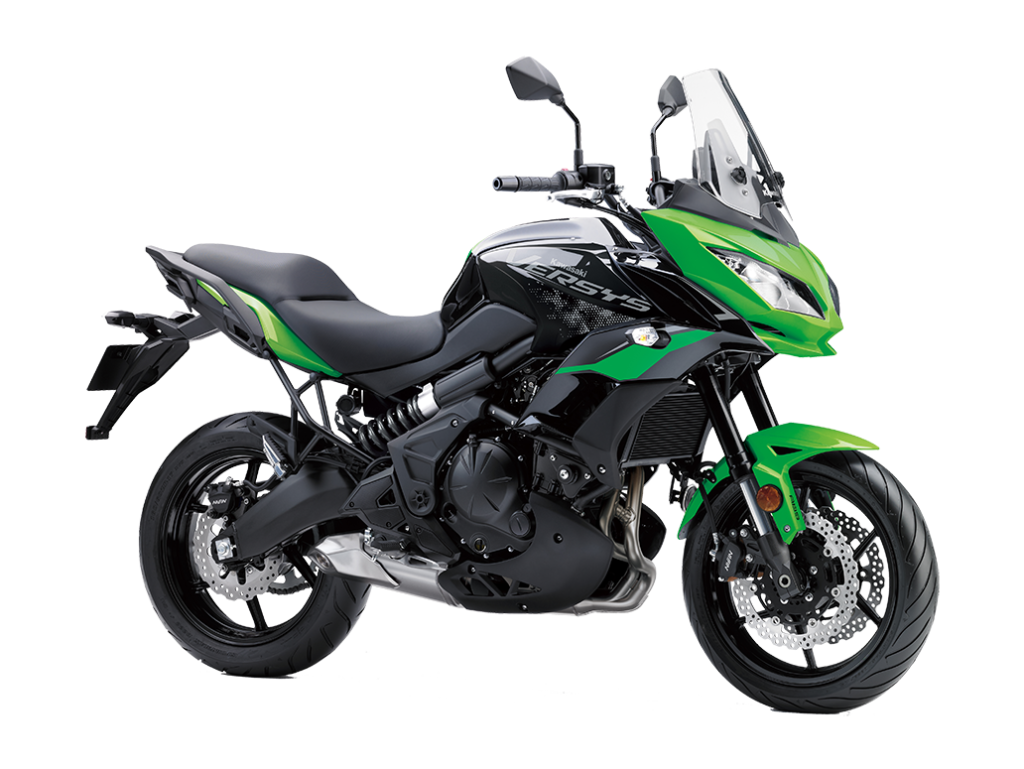 Kawasaki Versys 650 BS 6 added in the adventure bikes line-up