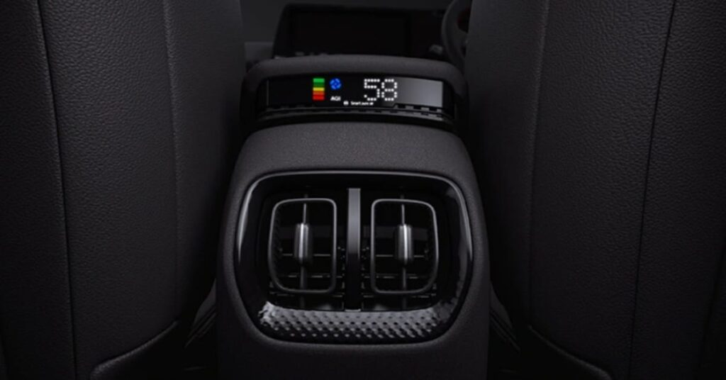 All-New Kia Sonet Air Purifier with Virus Protection
