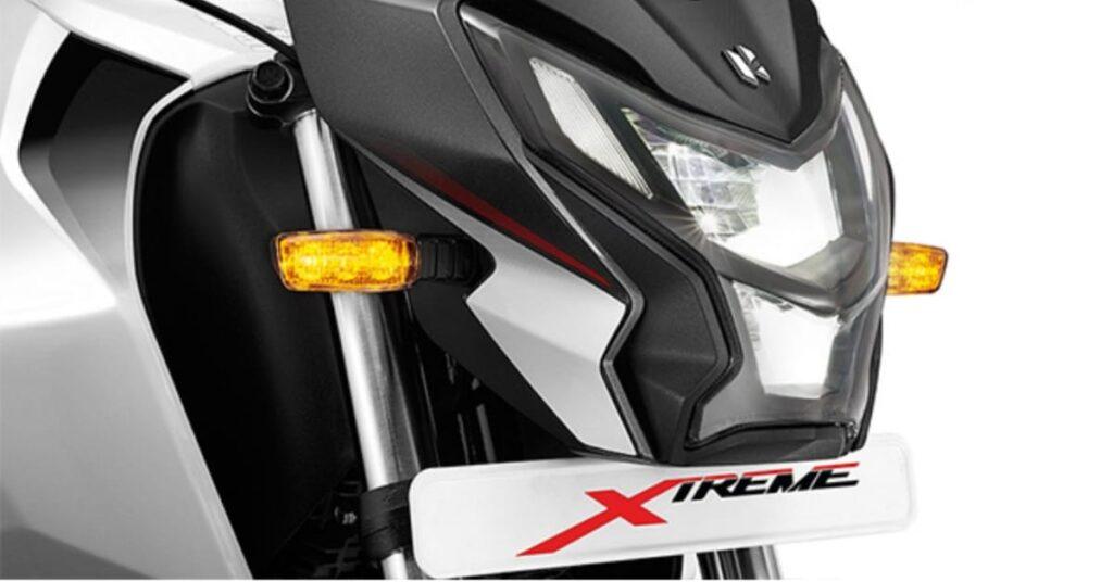 Hero Xtreme 160R LED Wrinkers