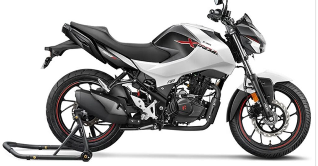 Hero  Xtreme 160R Ultra light package