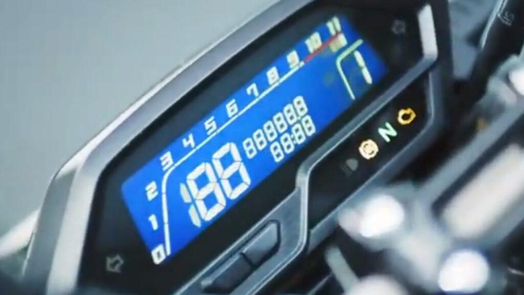 Honda CB Hornet 200r Instrument cluster