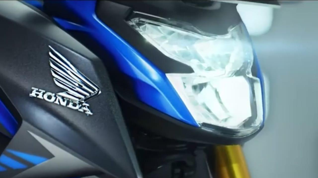 Honda CB Hornet 200r Teased