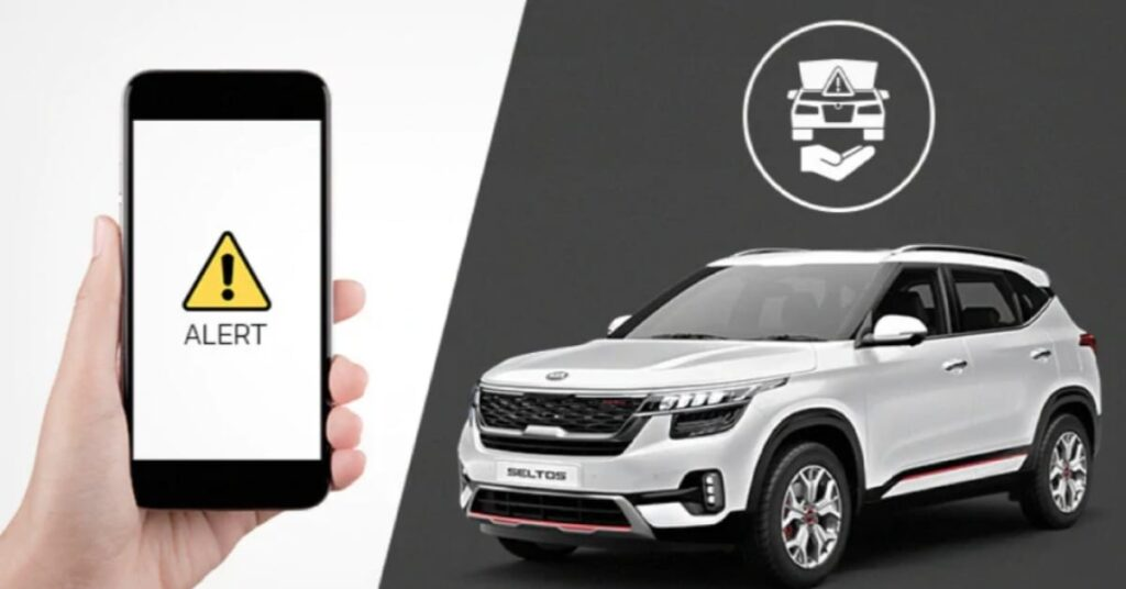 The Upcoming Kia Sonet With UVO Connected Car Technology-UVO Technology