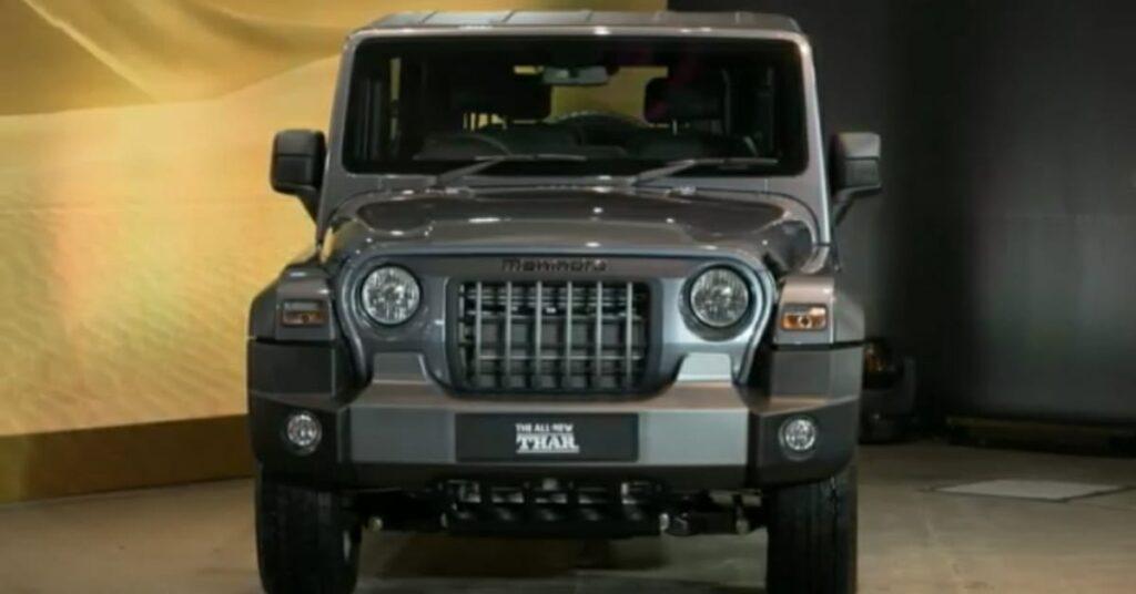 New Mahindra Thar 2020 LX Series