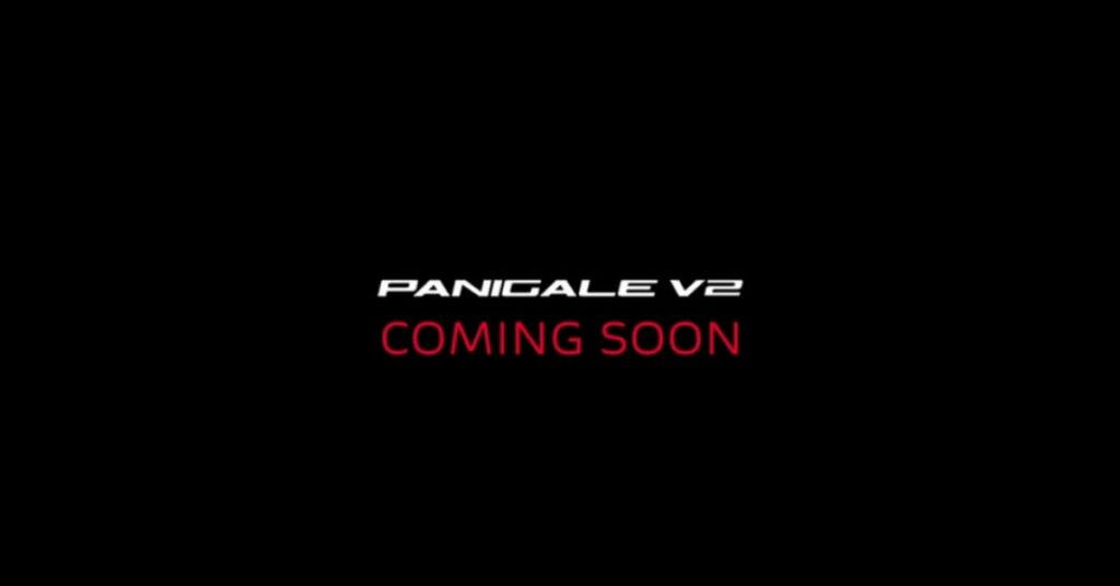 Panigale V2 coming soon in India