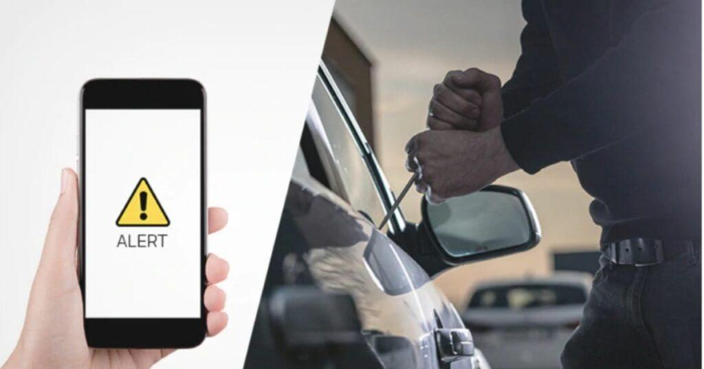 Stolen Vehicle Notification