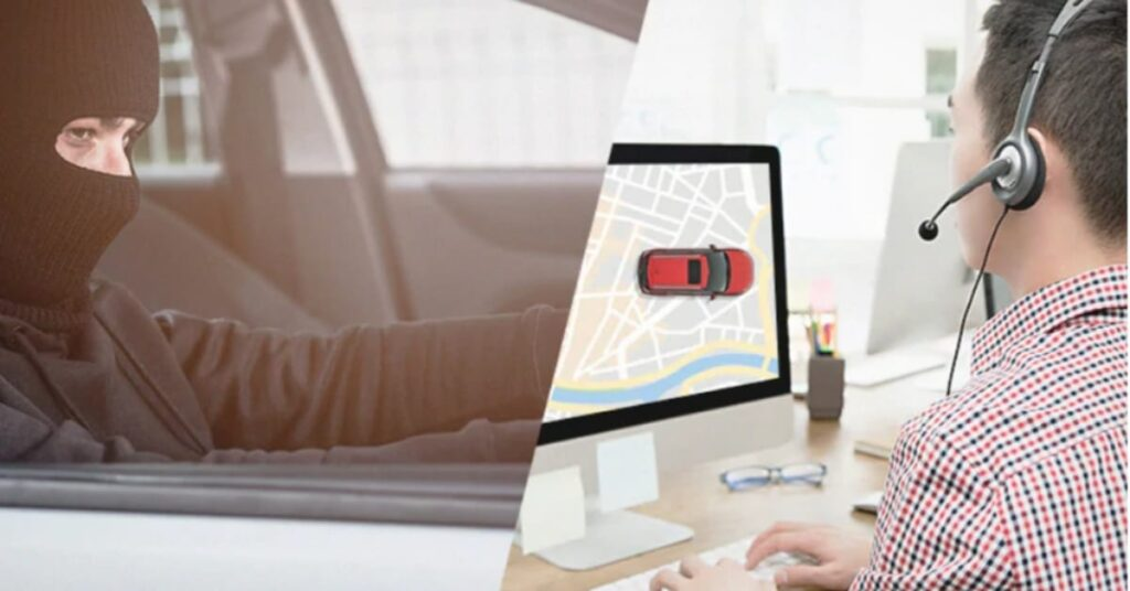 Stolen Vehicle Tracking