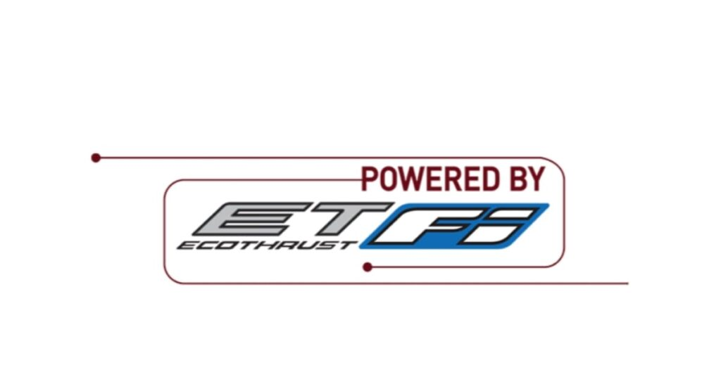 TVS Sport 2020 powered by ETFi technology