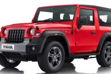 Top 10 First Time Features in Mahindra Thar 2020