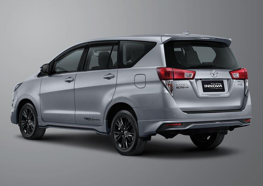 Toyota Innova TRD Sportivo coming soon in india