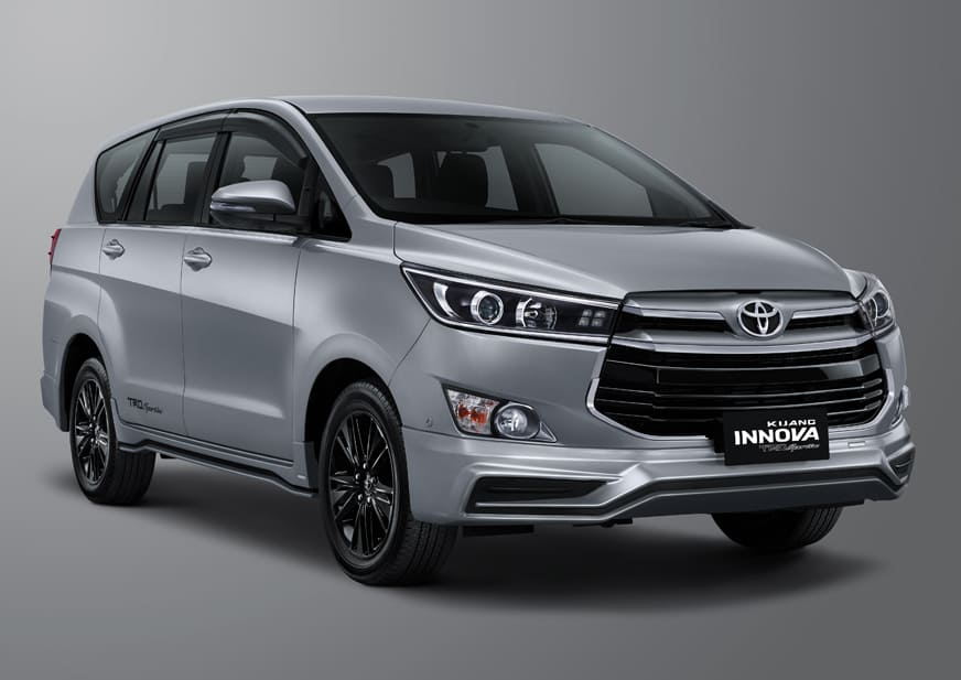 Toyota Innova TRD Sportivo launched soon in india