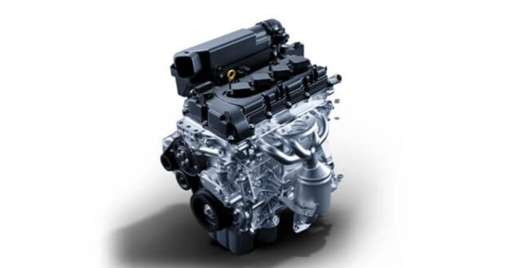 Toyota Urban Cruiser 1.5-litre petrol engine