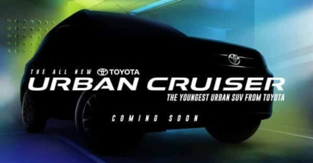 Toyota Urban Cruiser Launched Soon