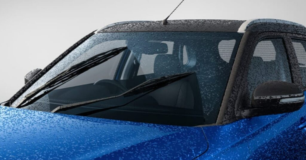 Toyota Urban Cruiser Rain Sensing Wipers