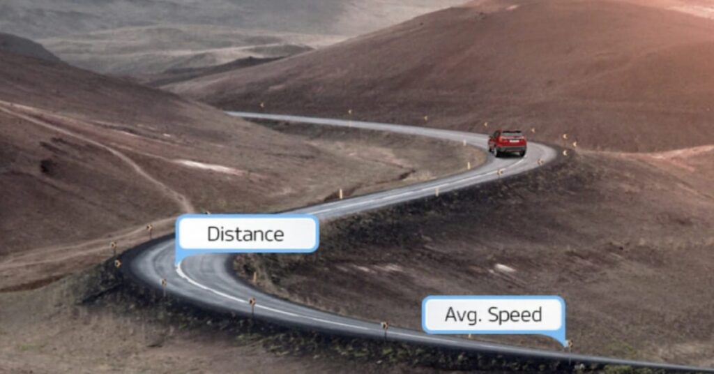 Trip Information and Driving Behaviour
