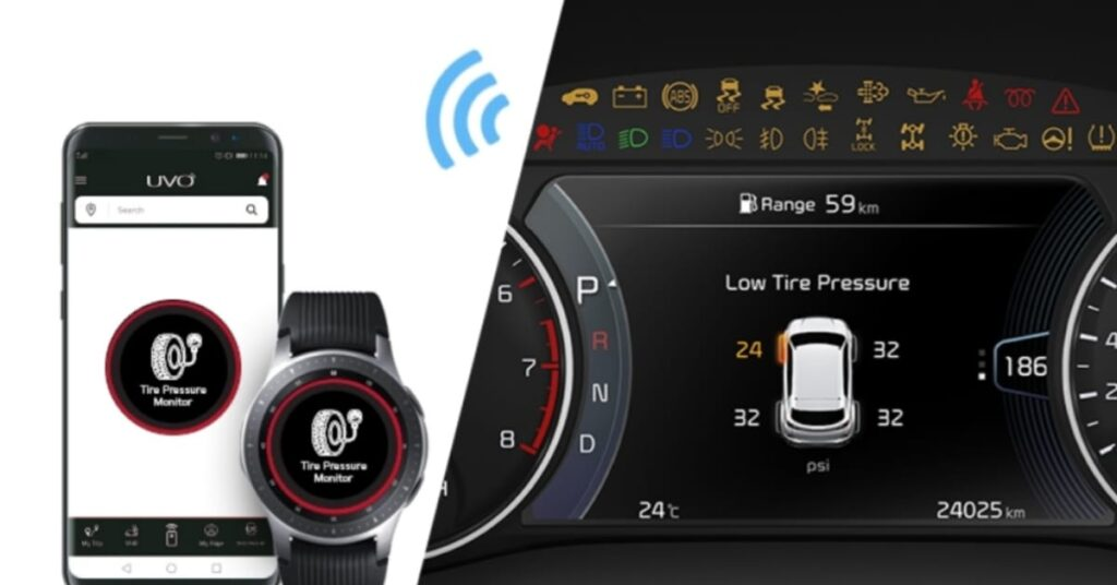 Tyre Pressure Monitoring system
