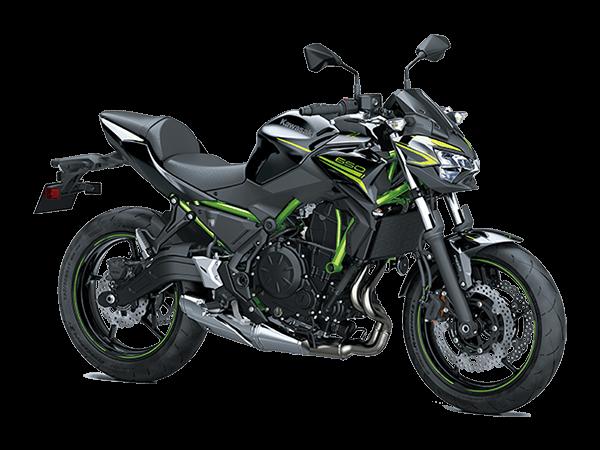 Kawasaki Z650 BS 6