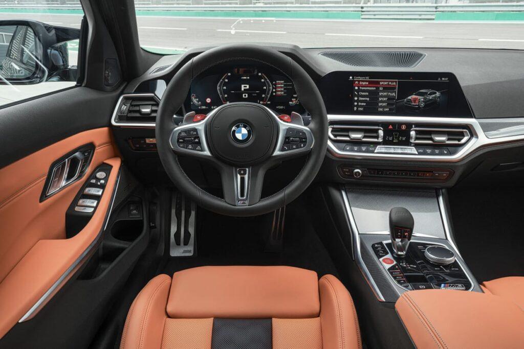 M3 Sedan Interior