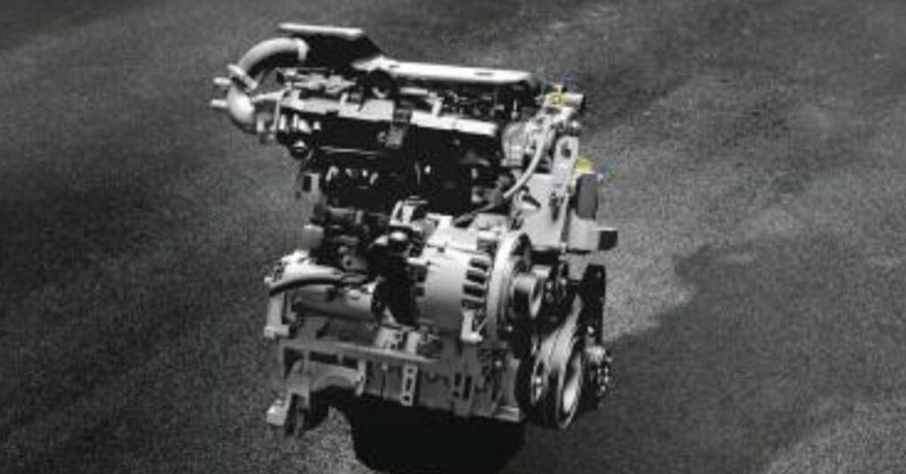 2020 S-Cross New 1.5-litre petrol engine
