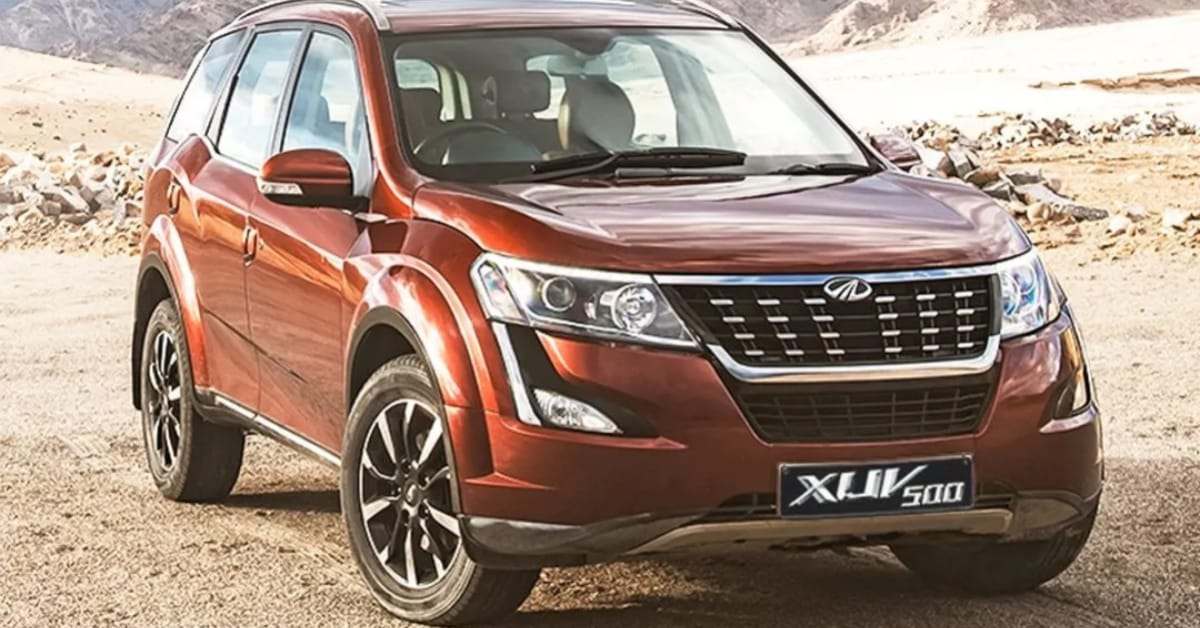 BS6 Mahindra XUV 500 with AT Transmission System