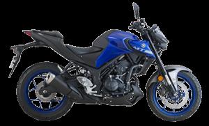 2020 Yamaha MT-25