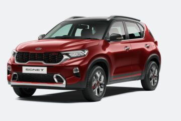 Kia Motors launched Sonet