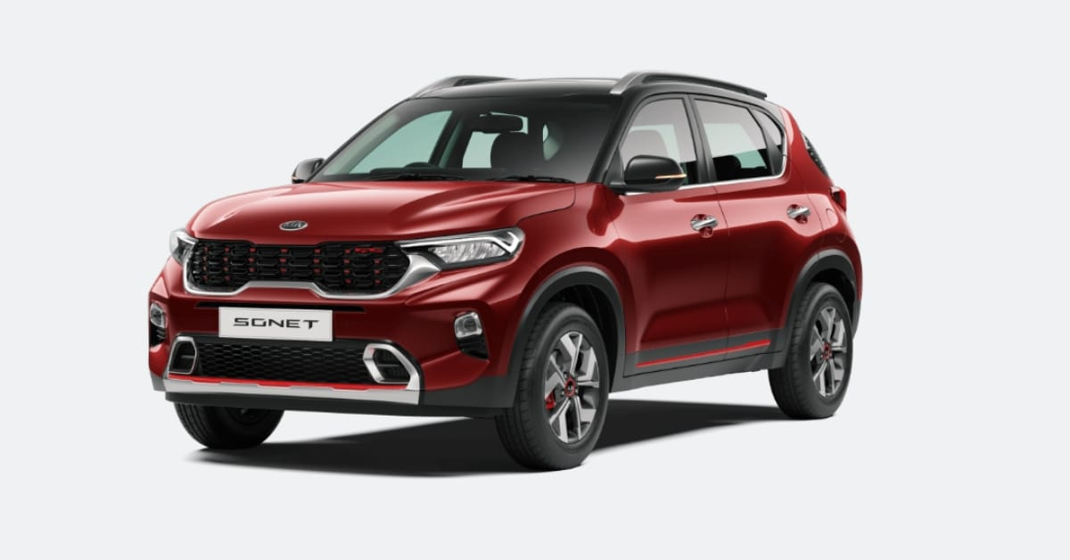 Kia Sonet Launched on 18 September 2020