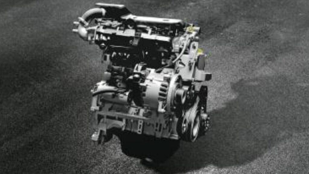 New S-Cross Engine