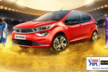 Tata Altroz Official Partner with Dream 11 IPL