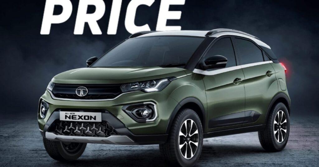 Tata Nexon DCT Price