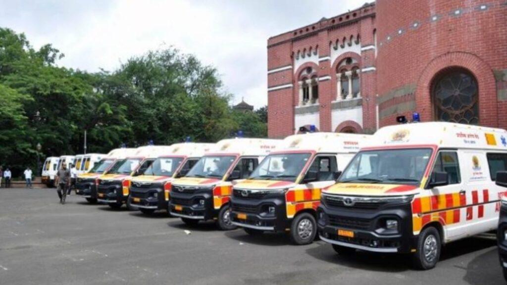 51 Units of tata Wingers Ambulance