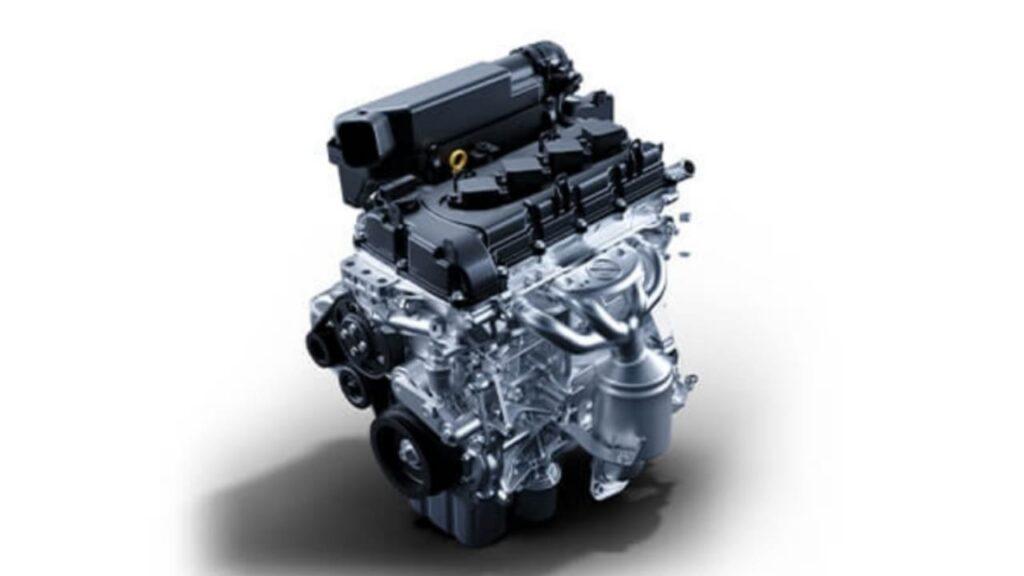 The 1.5 litre k series Gasoline Engine in Urban cruiser