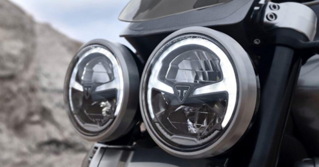 Triumph Rocket 3 GT Signature Headlamps
