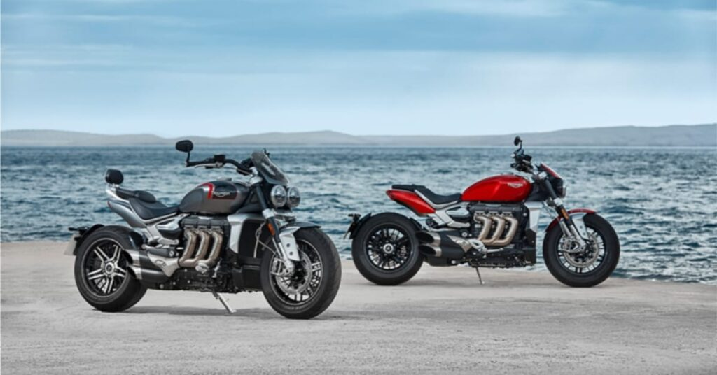 Triumph Rocket 3 GT expected price is Rs above 18 Lakhs