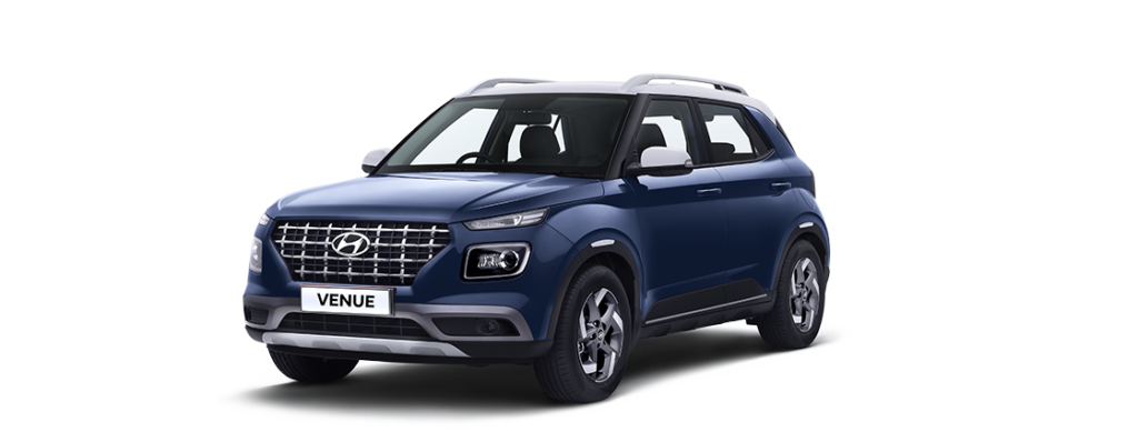 Hyundai Venue becomes top-selling Sub-4m SUV in Aug 2020